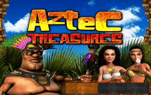 Image for Aztec Treasures Pokie Review