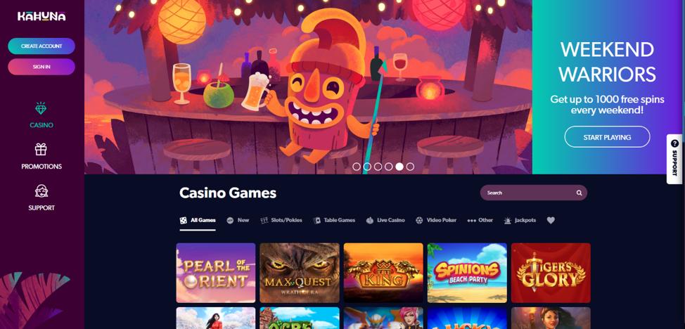 Betsoft online casinos